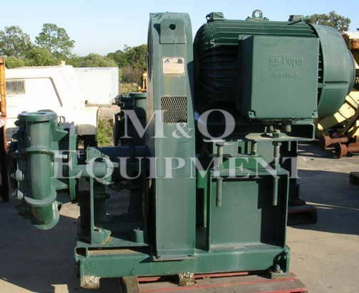 6 x 4 EESH / Warman / Solution Pump