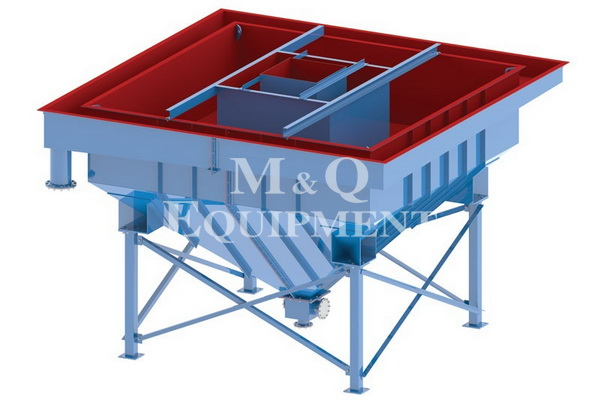 4500 x 4500 / M & Q Equipment / Density Bin