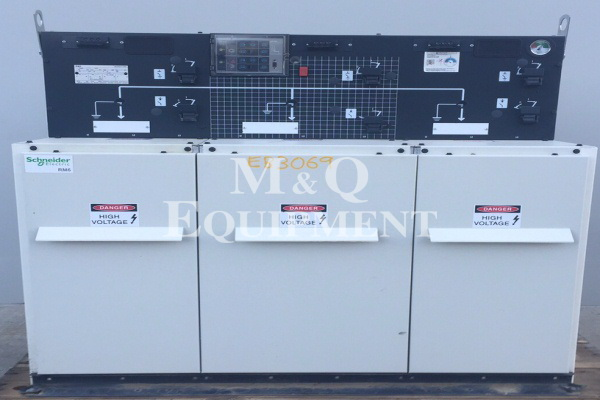 RM6 / Schneider / Ring Main Unit