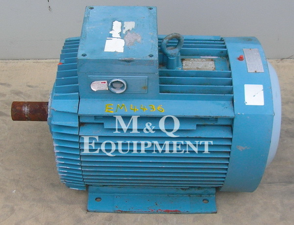 22 KW / ASEA / Electric Motor