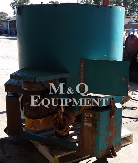 "30"" MD / Knelson / Concentrator"