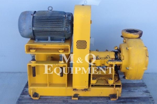 100 CGP / Waman / Slurry Pump
