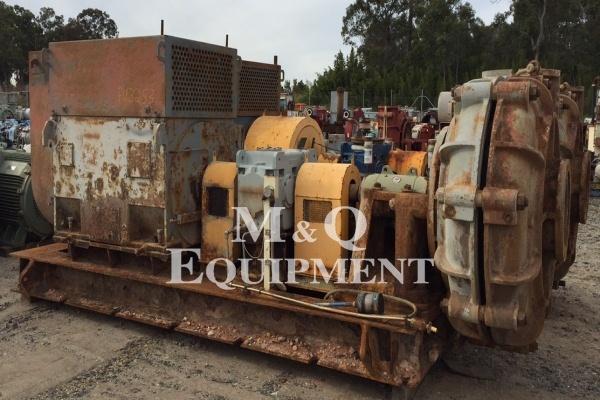 14 x 12 FFAH / Warman / Slurry Pump