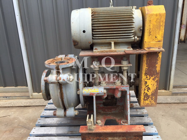 4 x 3 DAH / Warman / Slurry Pump
