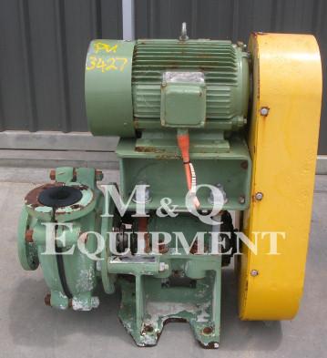 3 x 2 CAH / Warman / Slurry Pump