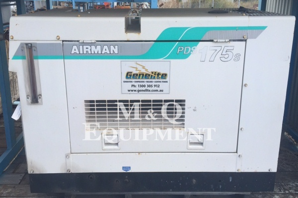 175 CFM / Airman / Air Compressor