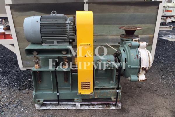 6 x 4 DAH / Warman / Slurry Pump