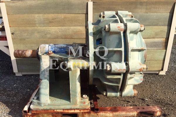 10 x 8 FFAH / Warman / Slurry Pump