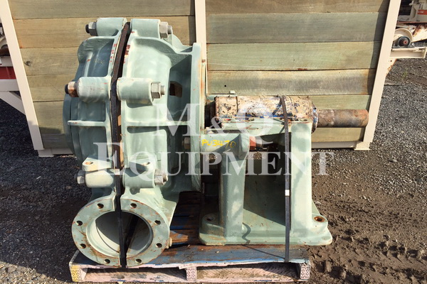 10/8 FFAH / Warman / Slurry Pump