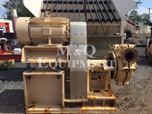 8 x 6 FAH / Warman / Slurry Pump
