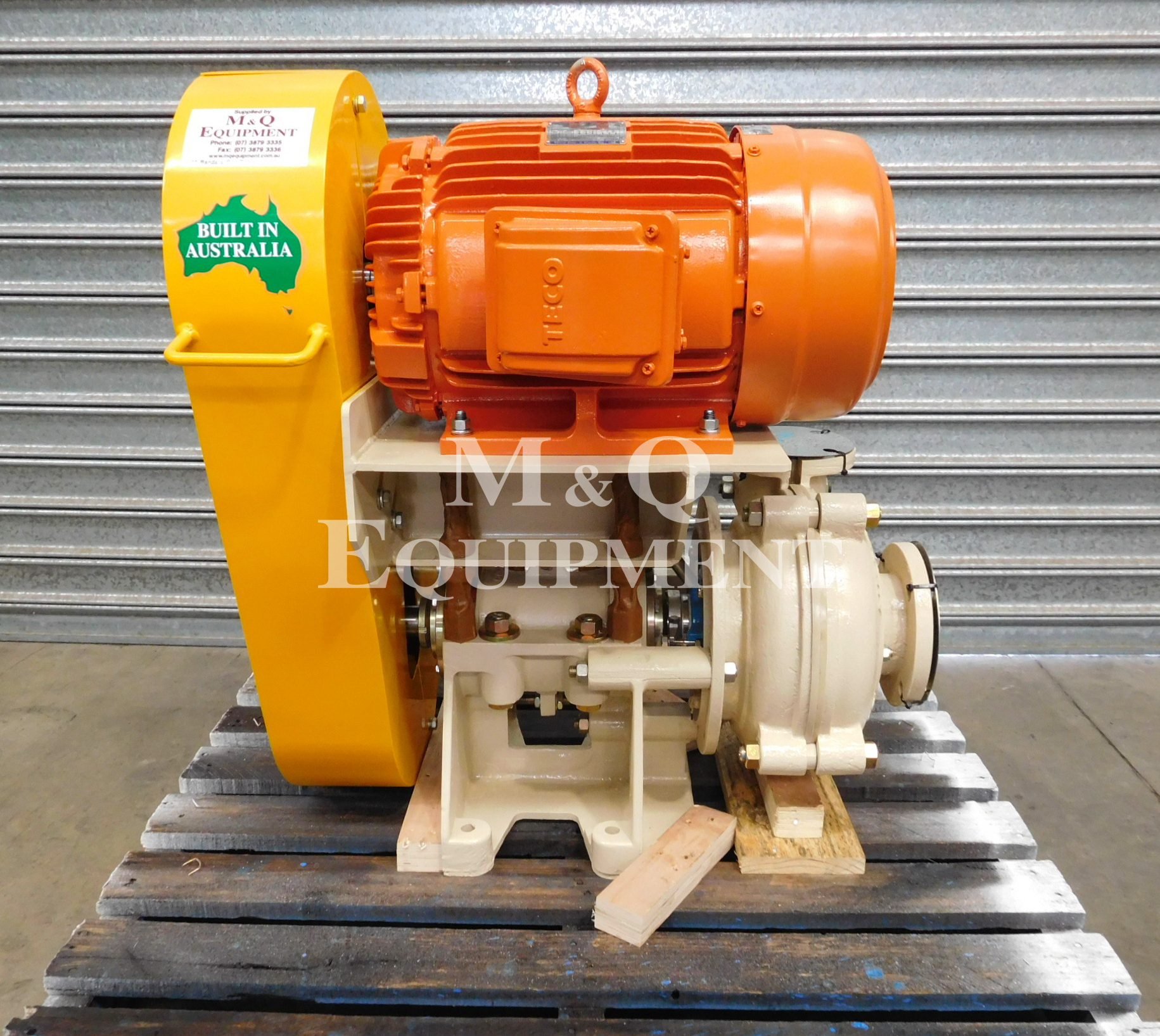 Sold Item 464 - New 3/2 CAH Austral Pump