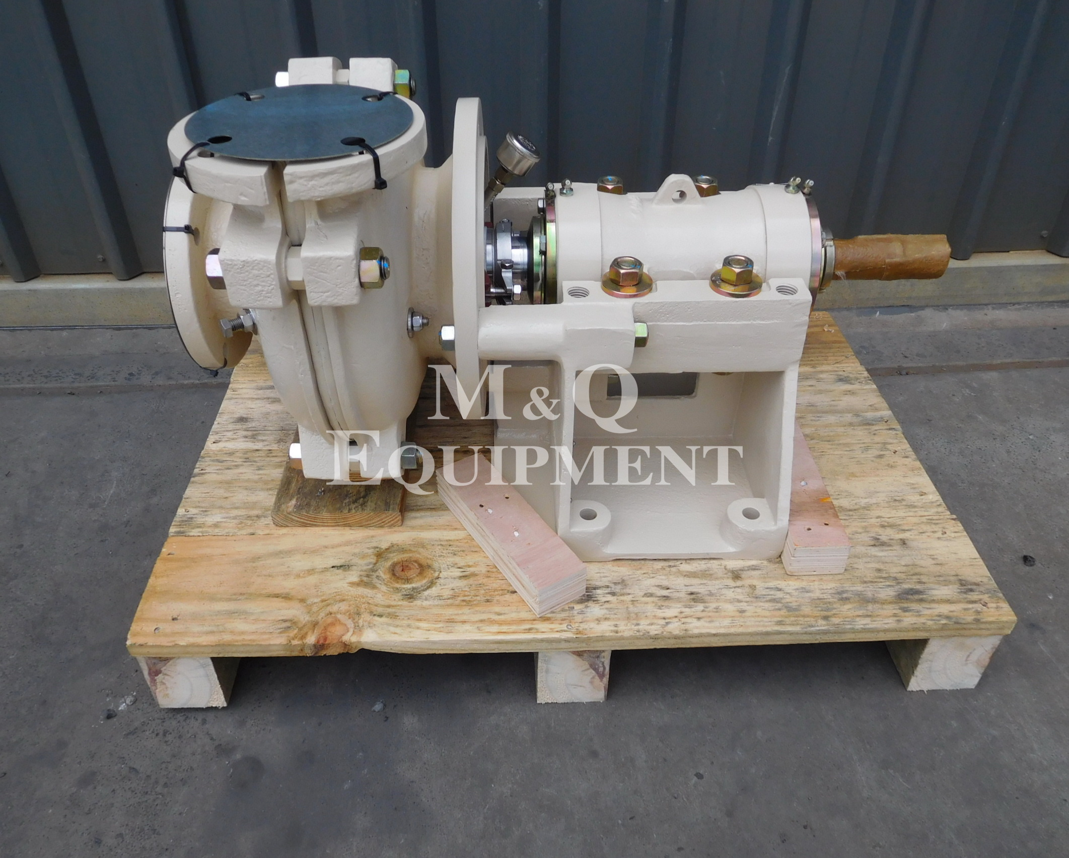 Sold Item 463 - New 4/3 CSC Austral Slurry Pump