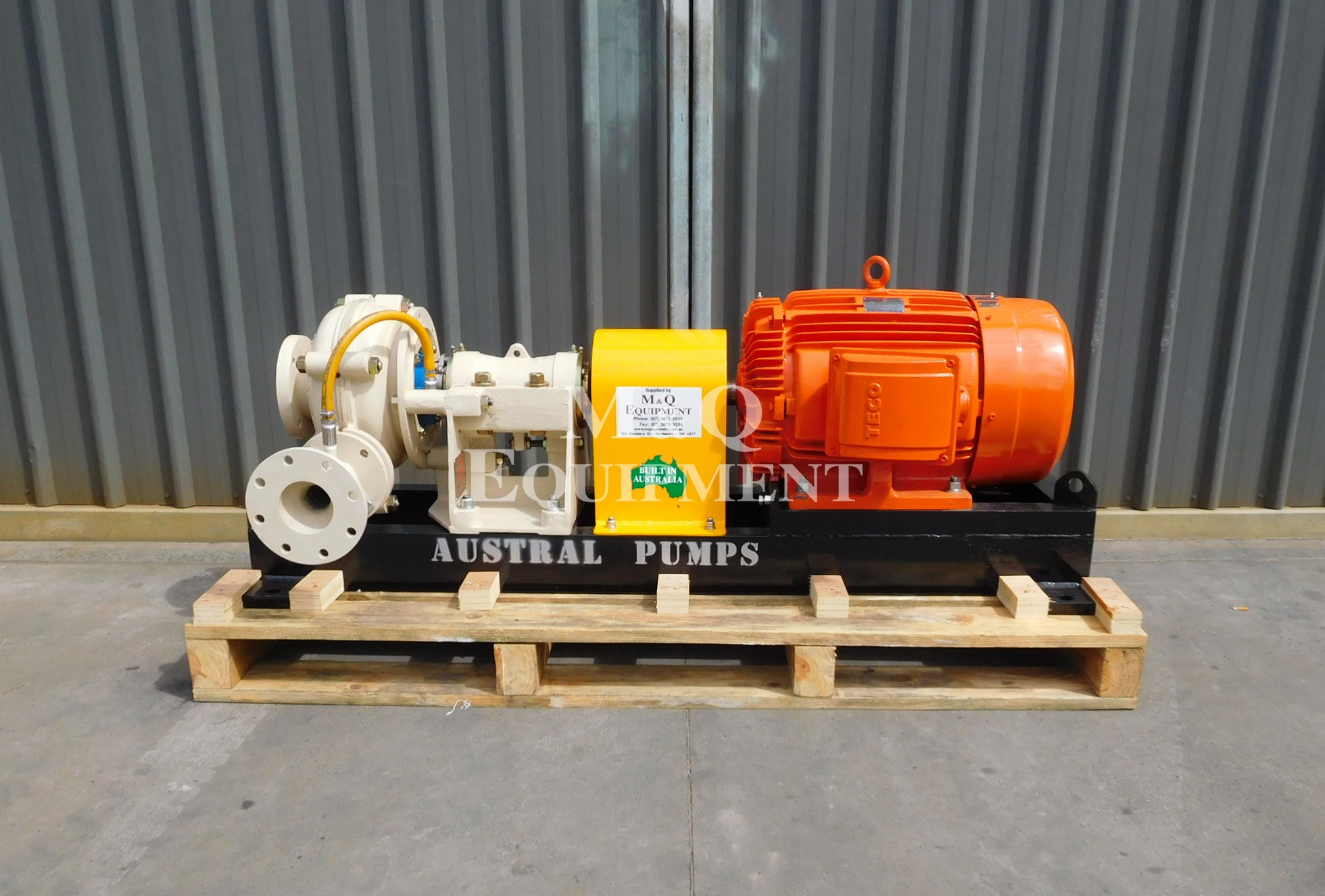 Sold Item 465 - New 3/2 CAH Austral Pump