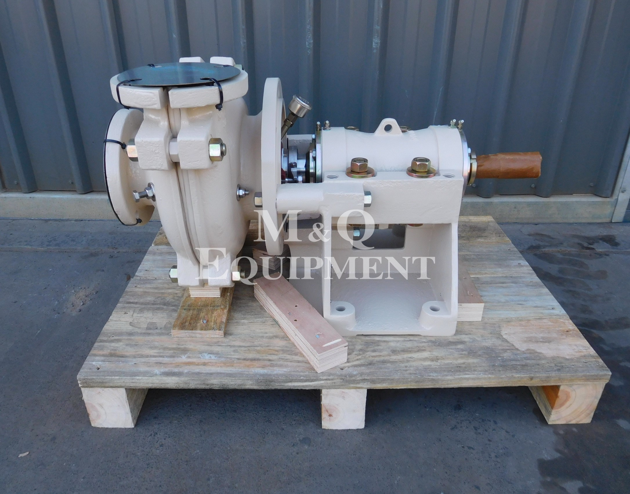 Sold Item 466 - New Austral 4/3 CSC Pump