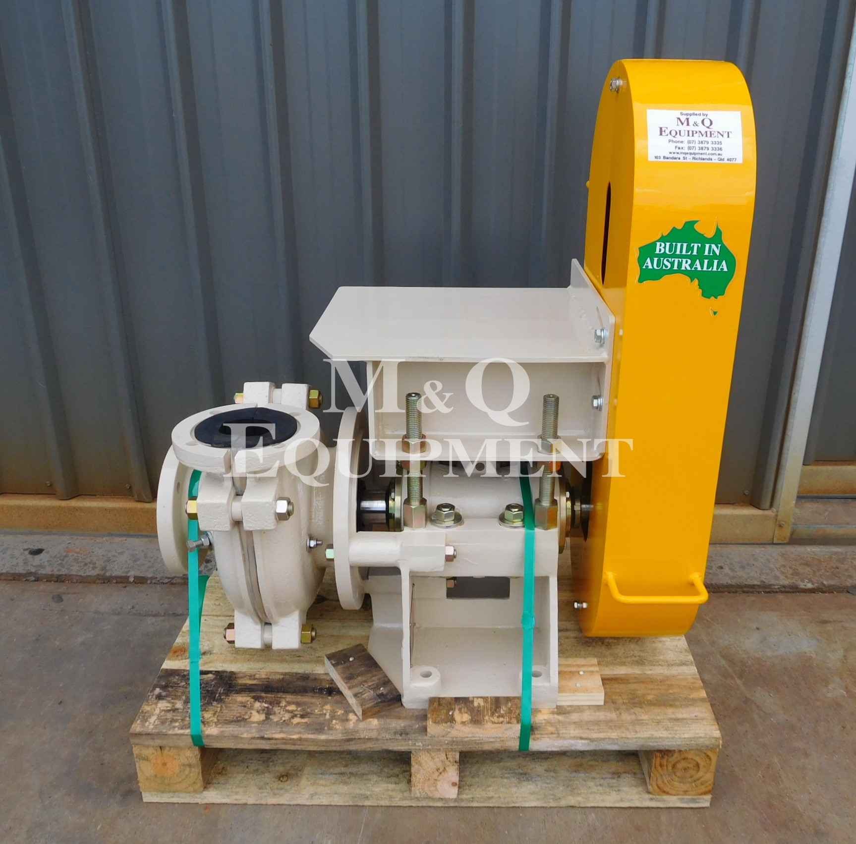 Sold Item 470 - New 4/3 CSC Austral Pump