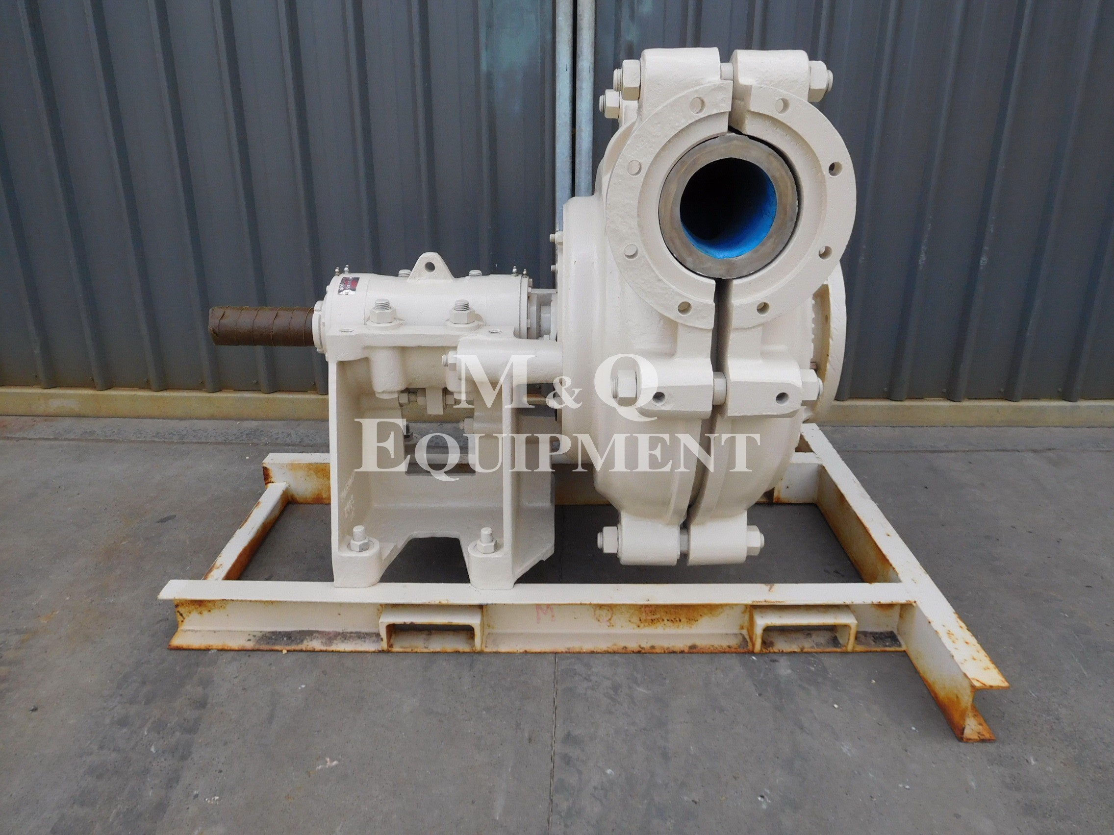 Sold Item 474 - 8/6 EAH Slurry Pump