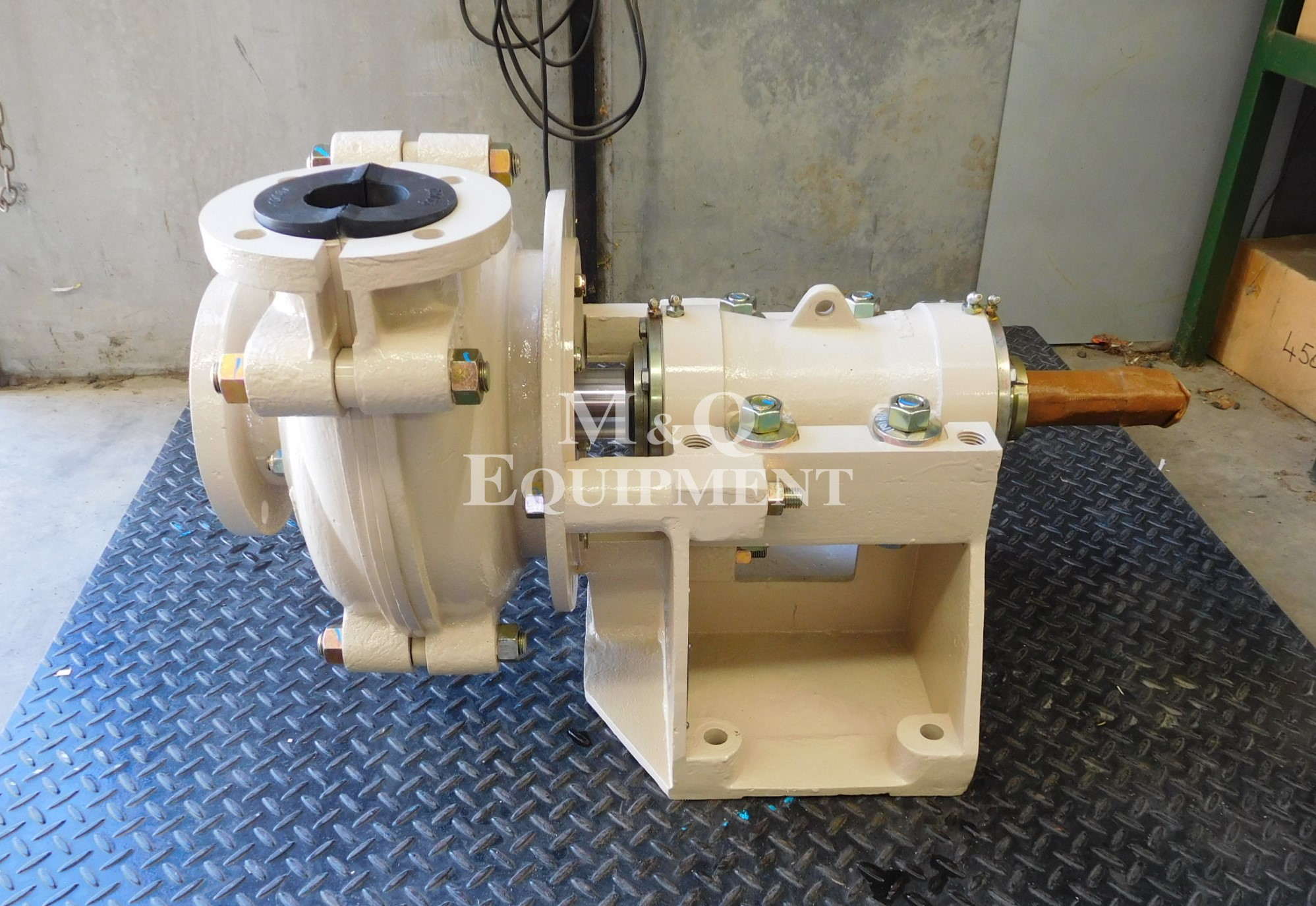 Sold Item 477 - New Austral 3/2 CAH Slurry Pump