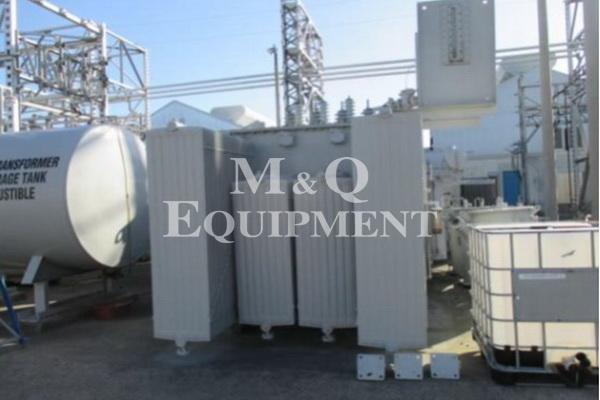 8000 KVA / Gec Alsthom / Transformer
