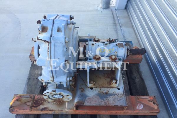 38 CC HRM / Warman / Slurry Pump