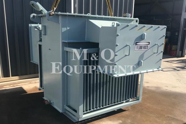630 KVA / Wilson / Transformer