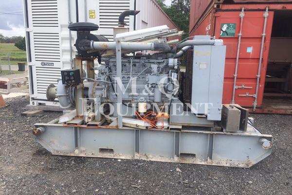 8/6 / Berkley / Diesel Water Pump