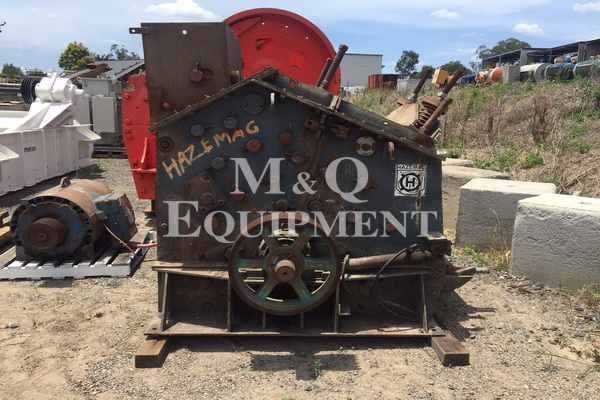 APKM 1013 / Hazemag / Horizontal Shaft Impactor