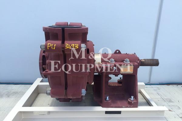 8/6 EEAH / Weir Warman / Slurry Pump