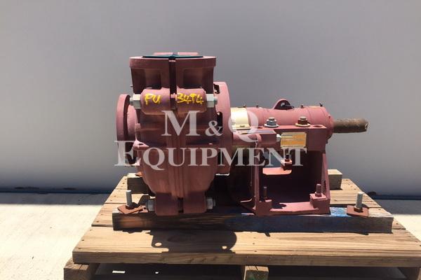6/4 DDAH / Weir Warman / Slurry Pump