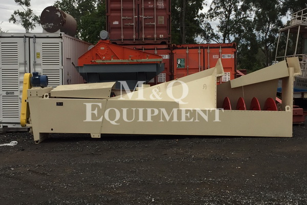 175 TPH / M & Q / Fine Material Washer
