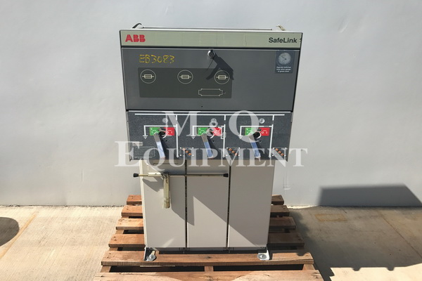 630 AMP / ABB / Ring Main Unit