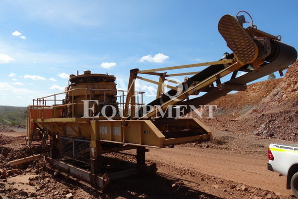 1350 / Parker / Cone Crusher