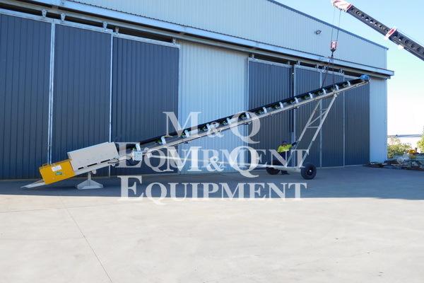 600 x 15 Metre / M & Q / Radial Stacker