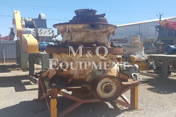 1100 / Nordberg/Lockomo / Cone Crusher