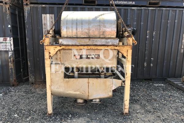 914 x 1000 / Eriez / Wet Drum Mag Separator