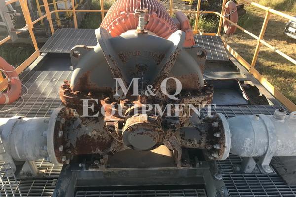 200 x 250 x 630 / Dowdens/Super Titan / Pontoon Pump