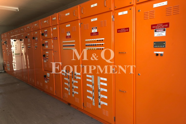1250 AMP / SJ Electric / Main Switch Board