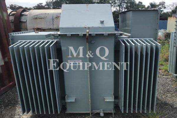 1000 KVA / Aset / Transformer