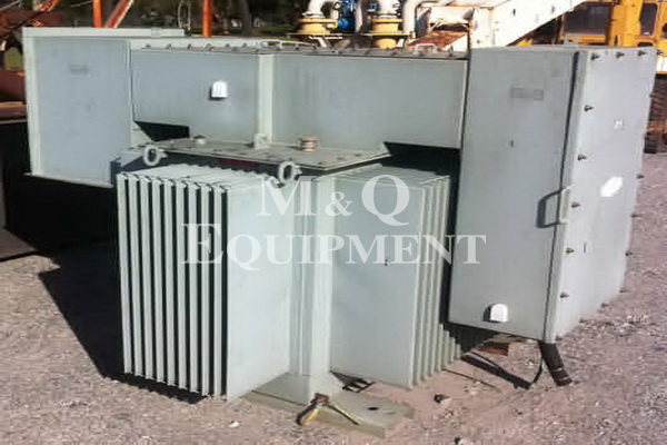 750 KVA / Wilson / Transformer