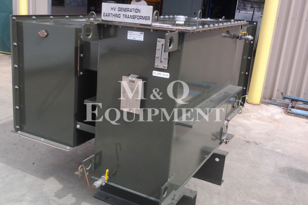 500 AMP / Schneider / Earth Transformer
