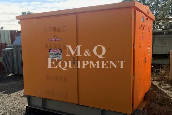 1250 KVA / Trafo Electro / Transformer