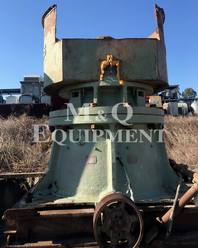 G50 / Jaques / Cone Crusher