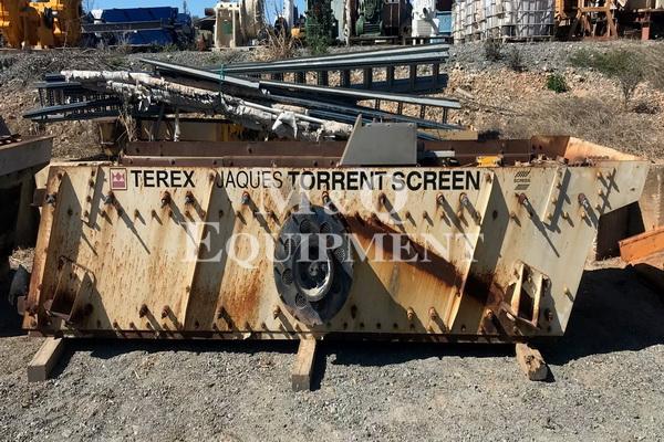 16 x 6 x 2D / Terex Jaques / Screen