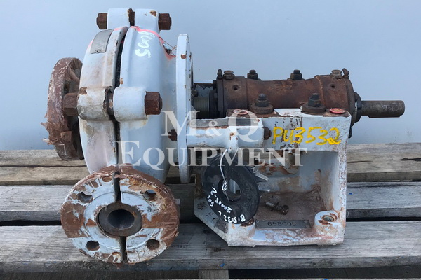 2/1.5 BAH / Warman / Slurry Pump