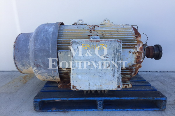 400 KW / Pope / Electric Motor