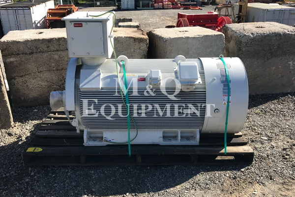 350 KW / Toshiba / Electric Motor
