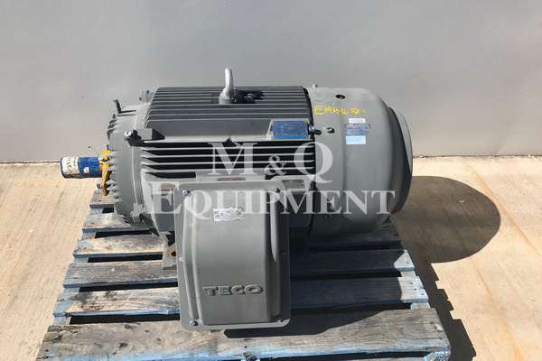 75 KW / TECO / Electric Motor