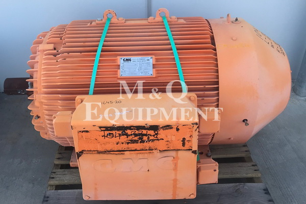 315 KW / CMG / Electric Motor