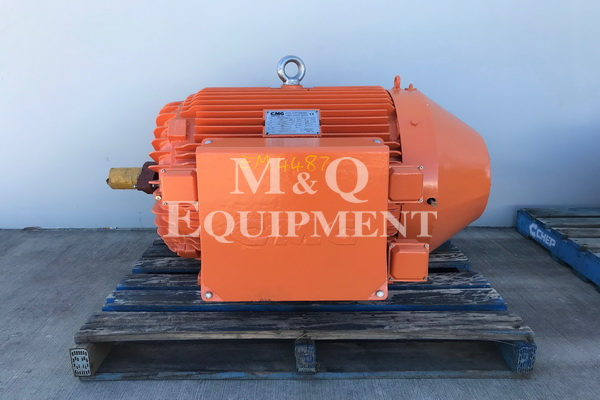 185 KW / CMG / Electric Motor