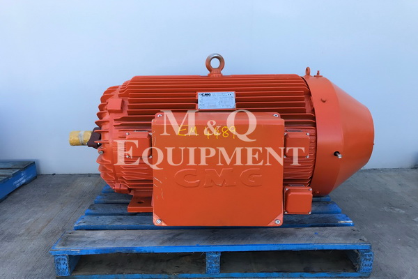 250 KW / CMG / Electric Motor