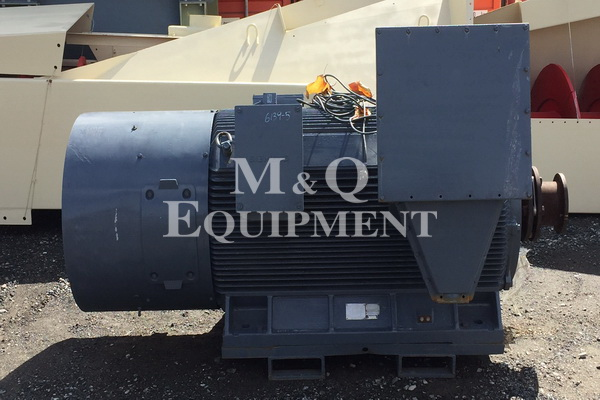 700 KW / Siemens / Electric Motor